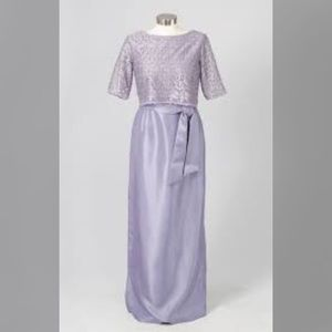 NWT! R&M Richards 8473 size 6 dress
